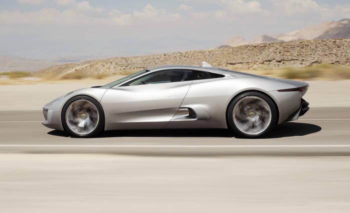 Jaguar cancela el proyecto del C-X75