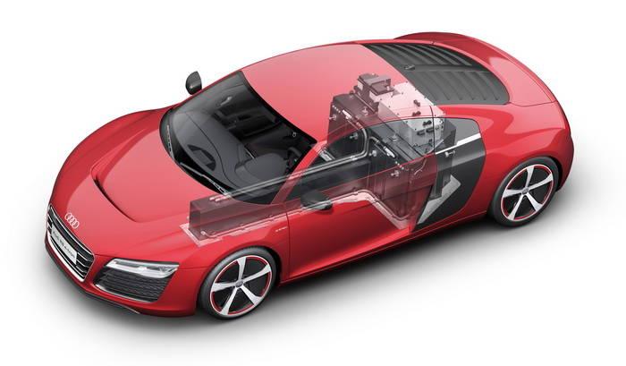 Audi R8 e-tron: definitivamente aplazado hasta mejora sustancial de la técnica