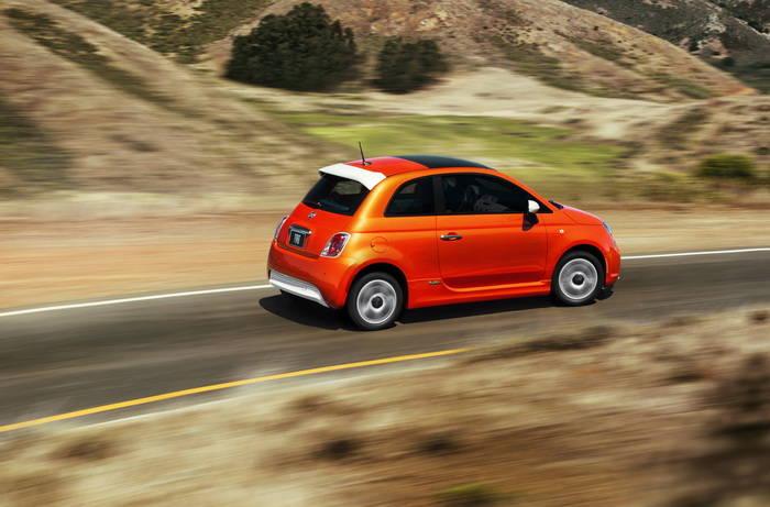 El Fiat 500e homologa 140 Km de autonomía por carga bajo ciclo EPA