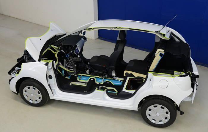 PSA y Bosch apuestan por tecnología híbrida hidráulica, llegará al mercado en 2016
