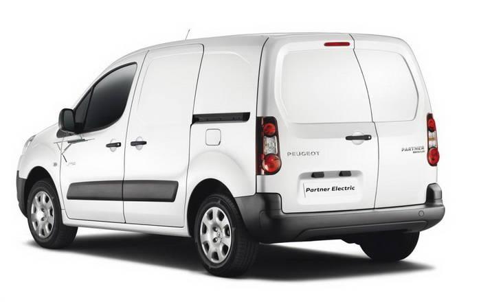 La Peugeot Partner eléctrica aterriza en el mercado europeo