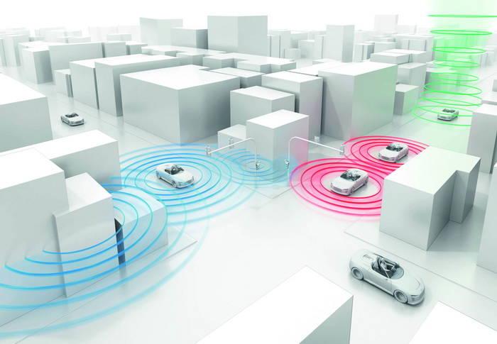 Audi incluirá comunicación Car-to-X en los futuros sistemas Audi Connect