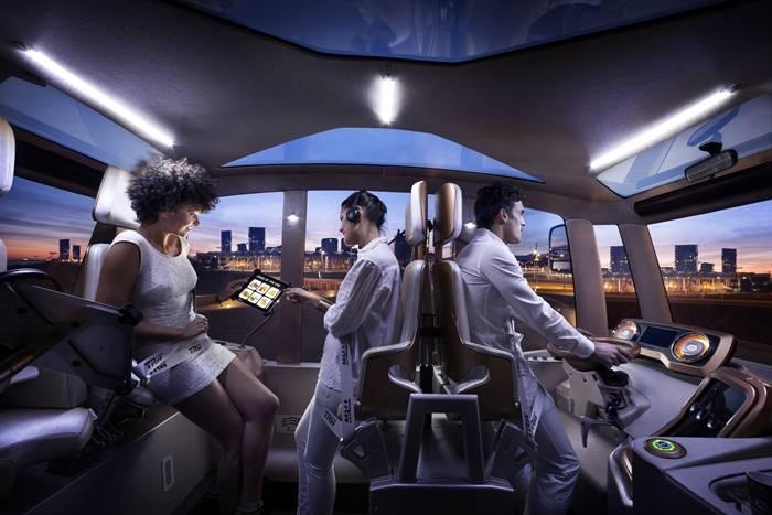 Rinspeed MicroMax, la revolución del transporte urbano debutará en Ginebra