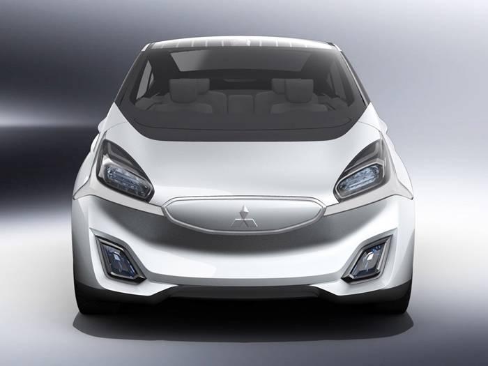 Mitsubishi CA-MiEV: así será el eléctrico que sustituirá al i-MIEV