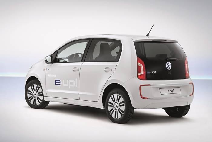 Nuevo Volkswagen e-UP!: el primer eléctrico de Volkswagen alcanzará los 150 Km por carga