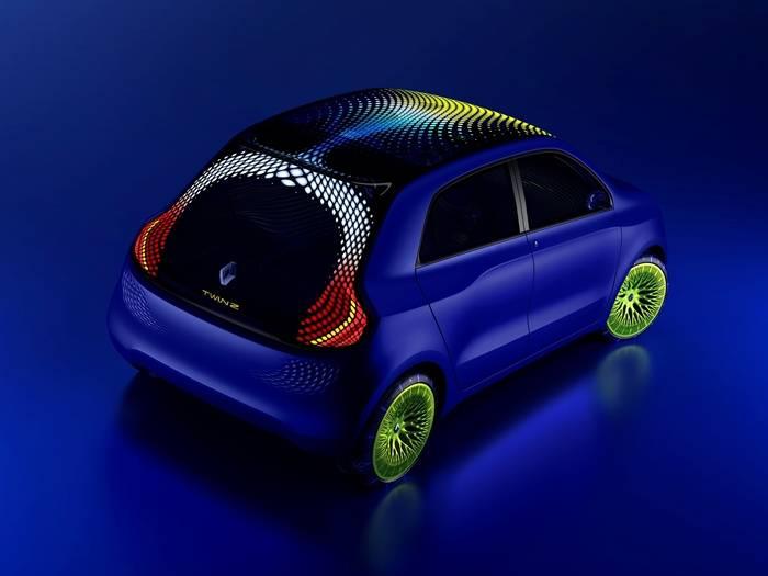 Renault Twin'Z: así será el más pequeño y divertido eléctrico de Renault