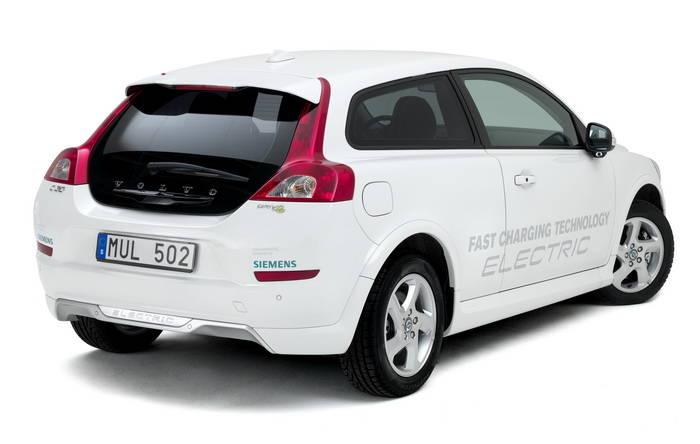 El Volvo C30 Electric se actualiza para comenzar su programa de pruebas en Europa