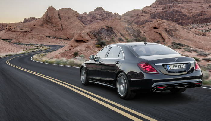El vehículo autónomo de Mercedes-Benz podría ser ya una realidad, si las leyes lo permitiesen