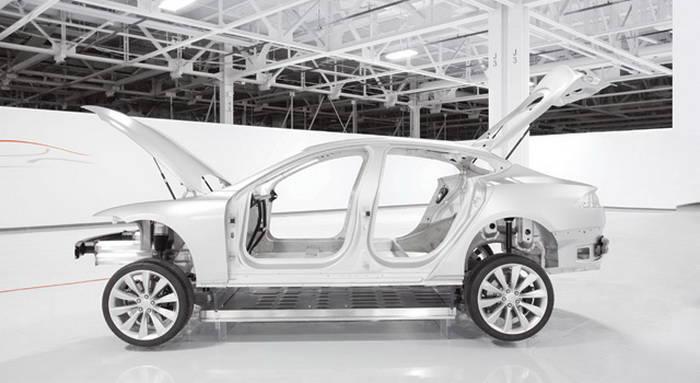 El intercambio de baterías podría llegar al Tesla Model S