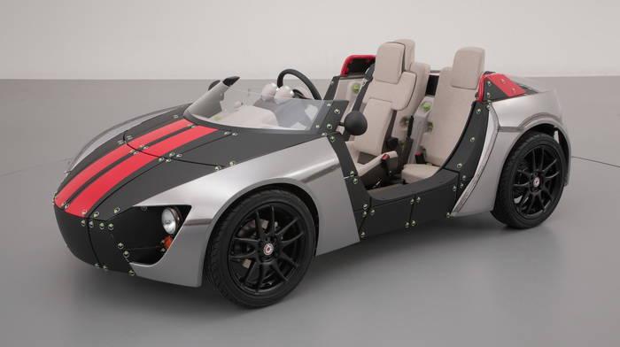 Toyota Camatte57s: ¿Diseño y fabricación de coches? un juego de niños