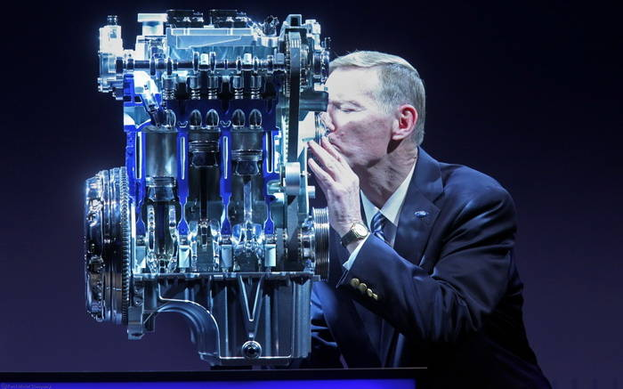 El motor 1.0 EcoBoost de Ford consigue el premio International Engine of the Year 2013