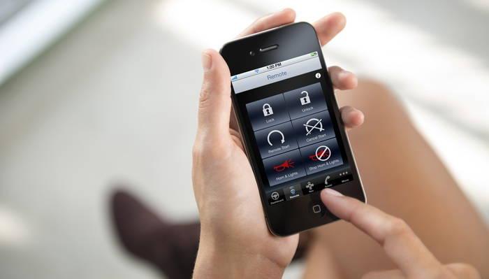 GM lanza una App para smartphone con la que arrancar el motor y abrir las puertas del coche