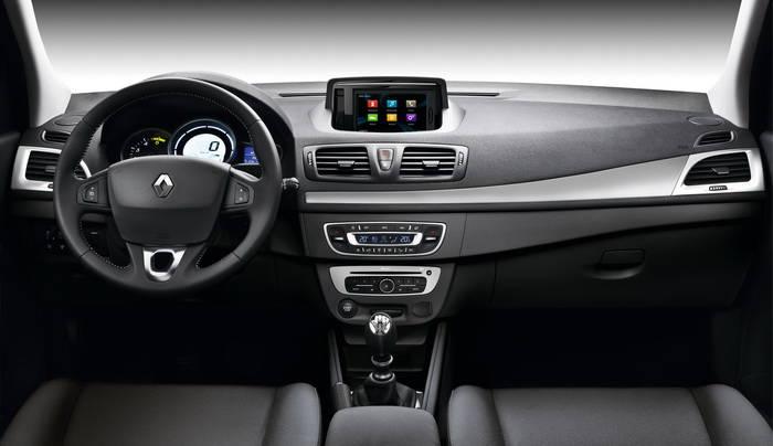 La tablet Renault R-Link llega a los modelos Mégane, Scénic y Latitude