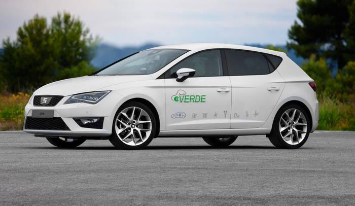 Seat Leon Verde Plug-in Hybrid: el híbrido de Seat mucho más cerca del mercado que nunca