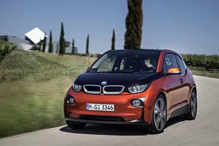 Nuevo BMW i3