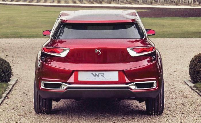 ¿Seguirá siendo el Citroën Wild Rubis un SUV híbrido cuando llegue a producción?