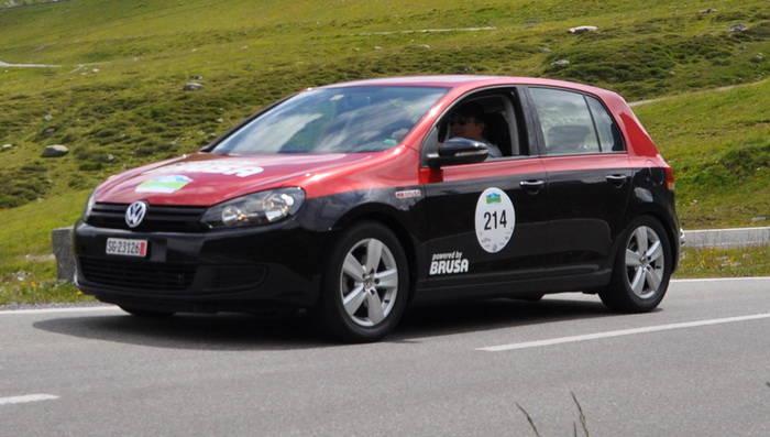 Brusa Golf REX eQmotion: el primer Volkswagen eléctrico de autonomía extendida