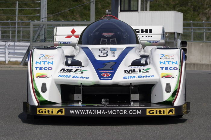 Monster Tajima gana Pikes Peak 2013 en la categoría de eléctricos con récord de 9:46.530