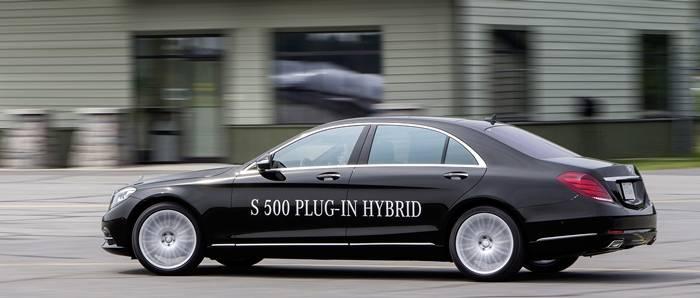 Nuevo Mercedes S 500 Plug-in Hybrid: todos los detalles de la berlina de los 3 l/100 Km