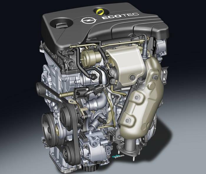 Opel se apunta a los tres cilindros con el 1.0 SIDI Turbo