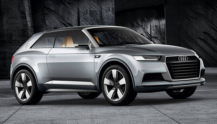 ¿Audi Q7 e-tron? Parece que será una próxima realidad