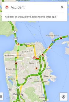 Los servicios de Waze ya están disponibles en Google Maps