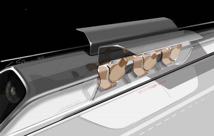Hyperloop o cómo revolucionar el transporte de larga distancia a más de 1.220 Km/h