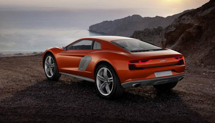 Audi nanuk quattro concept: estado del arte de la tecnología made in Audi