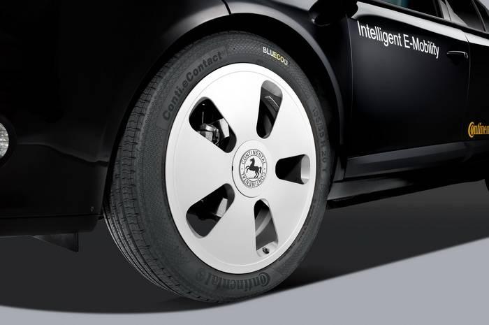 Neumáticos del mañana: ¿Por qué más altos y menos anchos?