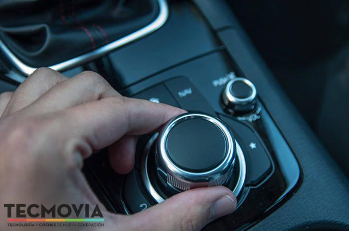 MZD Connect en el Mazda 3