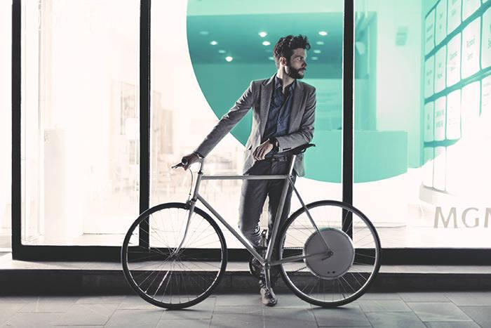 FlyKly: la económica conversión a bicicleta eléctrica vía Crowdfunding
