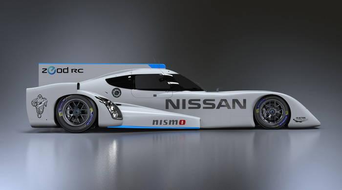 Michelin señala la oportunidad tecnológica que representa el Nissan ZEOD RC