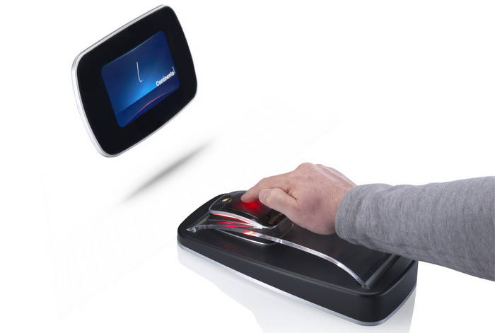 Continental señala al control háptico como la tecnología a tener en cuenta en infoentretenimiento