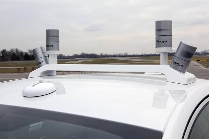 Fusion Hybrid Automated Research Vehicle, el coche autónomo según Ford