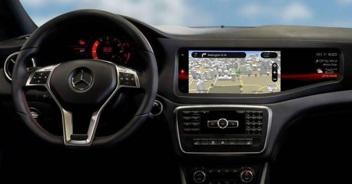Mercedes CLA 45 AMG by QNX