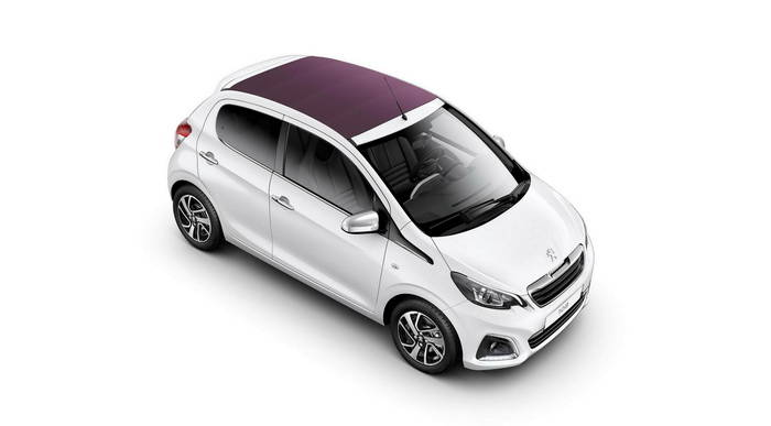 nuevo Peugeot 108
