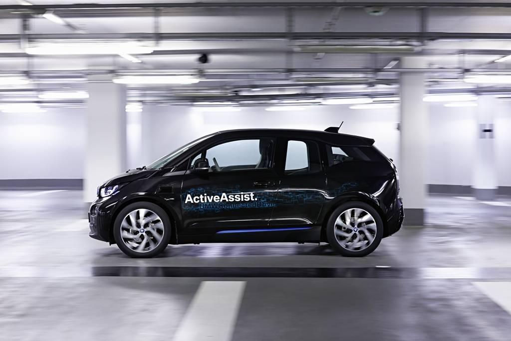 BMW Remote Valet Parking Assistant