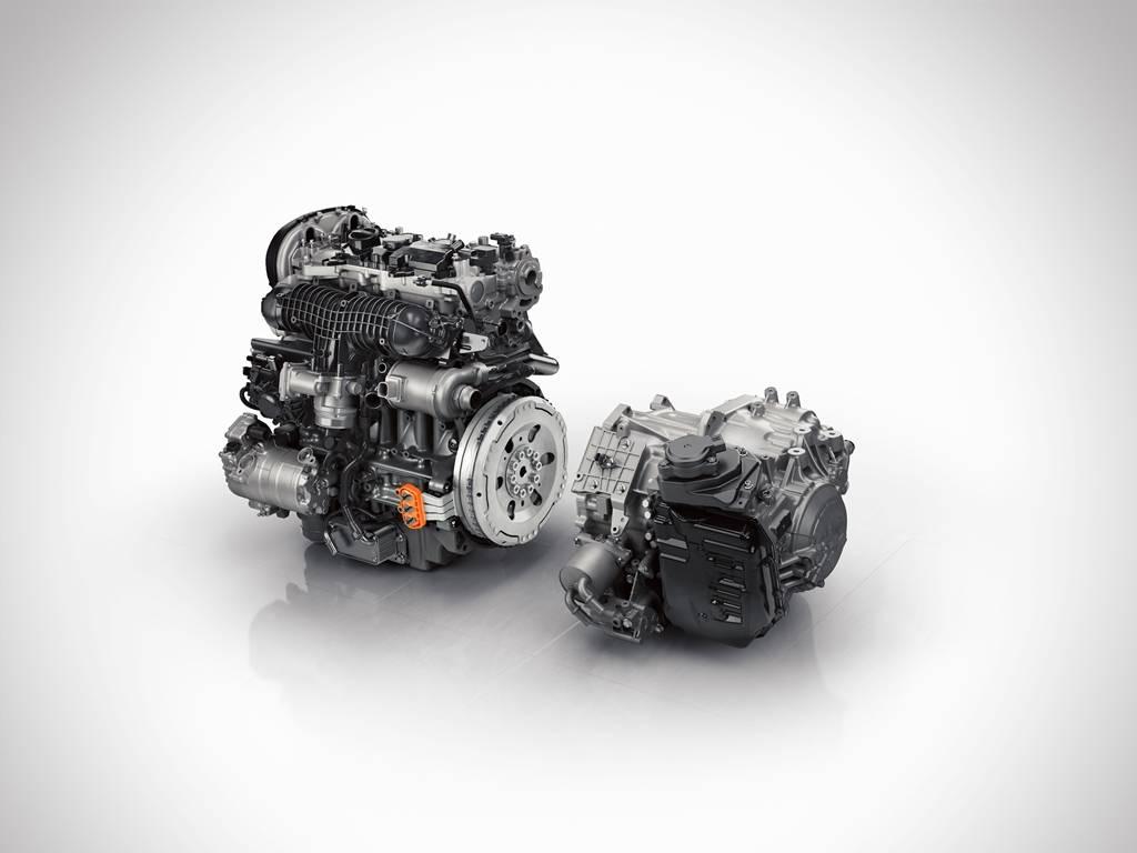 Volvo Twin Drive XC90
