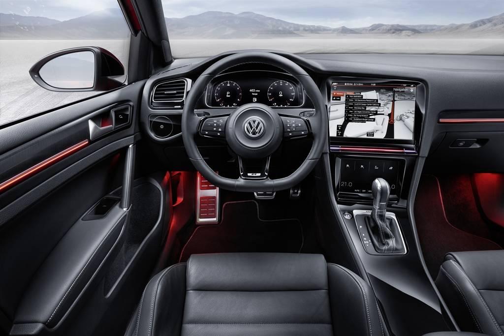 Volkswagen CES 2015