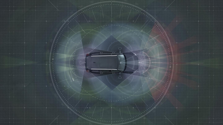 Autonomous drive technology ? Complete system solution