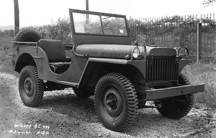 Jeep El Paso >> El vehículo del futuro: Jeep de 1940. Conceptos básicos de simplificación para un propósito ...