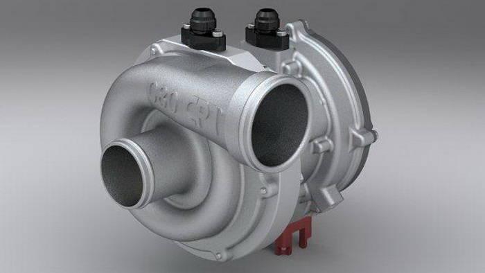 El Turbocompresor El 233 Ctrico Ya Est 225 Listo Para Pasar A