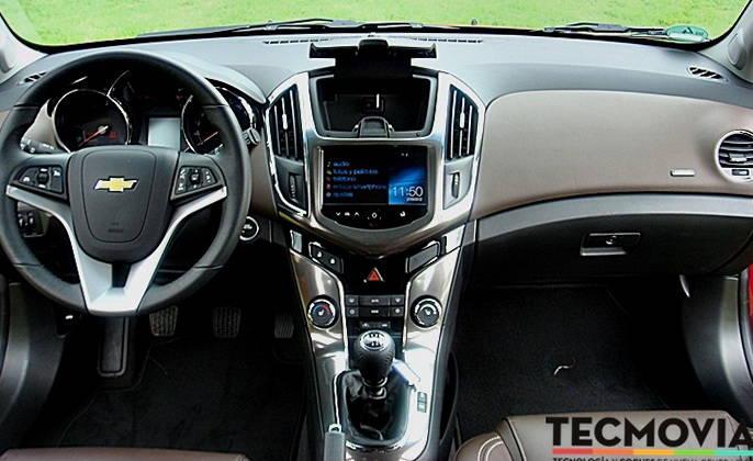 Chevrolet MyLink a prueba: multimedia y multidispositivo ...
