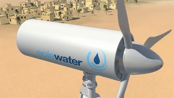 inventos tecnologicos para conseguir agua potable