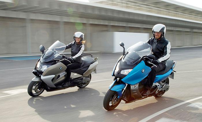probamos las nuevas motos de bmw c 650 gt y c 600 sport tecmovia. Black Bedroom Furniture Sets. Home Design Ideas