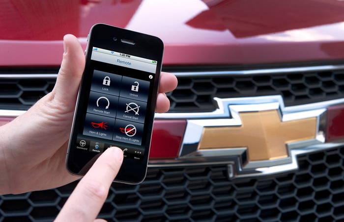 GM lanza una App para smartphone con la que arrancar el ...