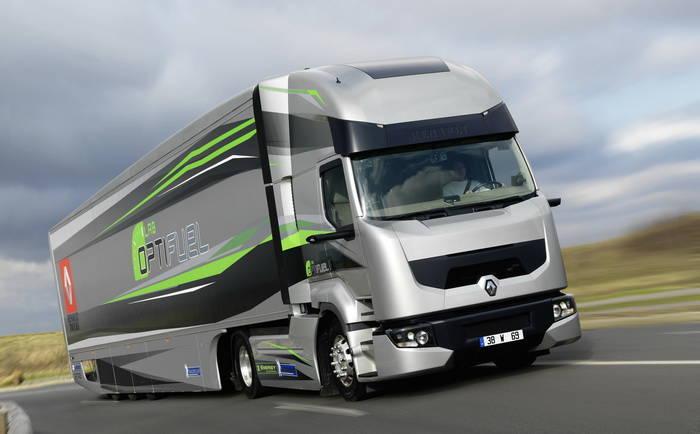 Resultado de imagen de camiones renault