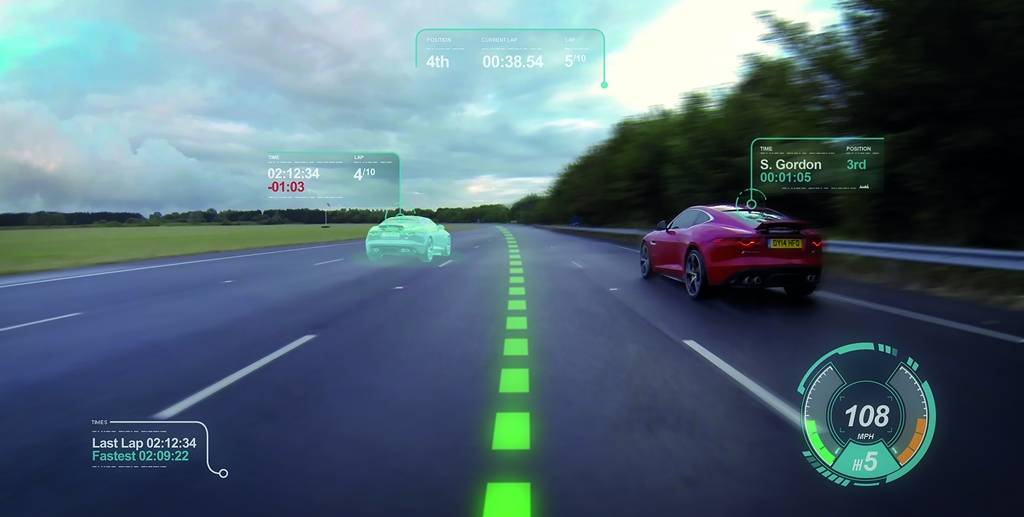 Smart vision EQ Jaguar-realidad-aumentada-130714-00