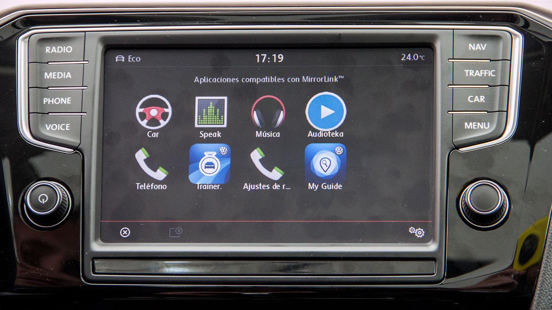 Tu Smartphone Integrado En Tu Coche Probamos Volkswagen