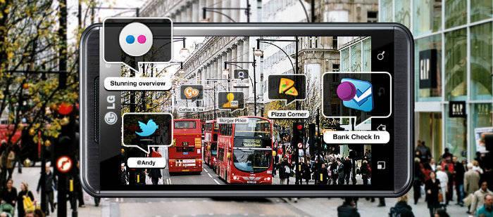 Wikitude Drive El Gps Para Android Con Realidad Aumentada